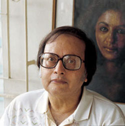 Bikash Bhattacharjee-Monart Gallerie - Indian Artists Gallery