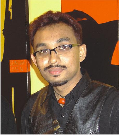 Rathin Kanji-Monart Gallerie - Indian Artists Gallery