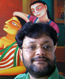 Gautam Mukherjii -Monart Gallerie - Indian Artists Gallery