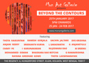 Beyond The Contours-2017-Monart Gallerie - Events and Exhibitions