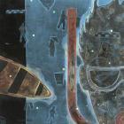 Arun Bain-Dive -III-Monart Gallerie Indian Art Gallery